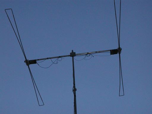 Mini Beam Antenna - New Images Beam